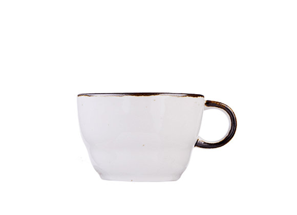 Чашка чайная Country - зеленый