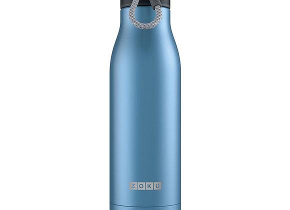 Термос Zoku 750 мл синий