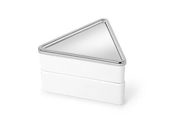 Шкатулка для украшений TRINITY белая