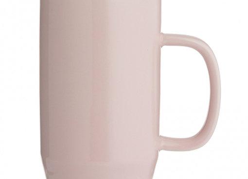 Чашка для латте Cafe Concept 550 мл розовая