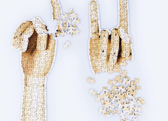 Пазл Hand
