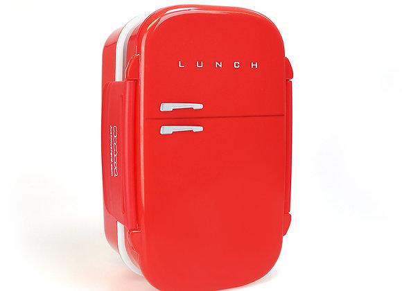 Ланч-бокс Fridge Box, красный