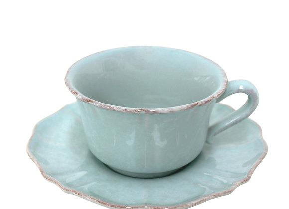 Чашка с блюдцем - Costa Nova IMPRESSIONS