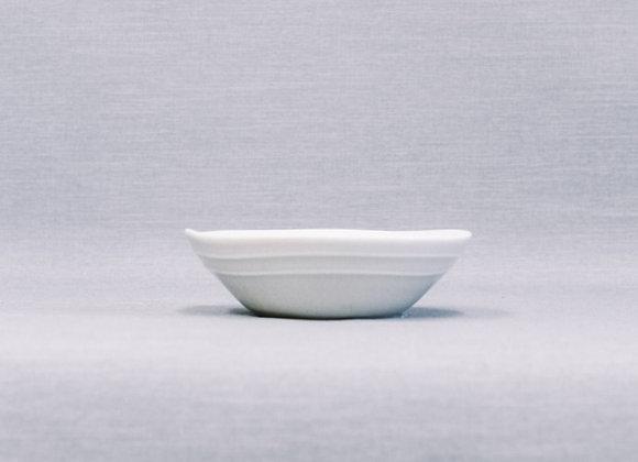 Тарелка суповая Abitare светло-серая