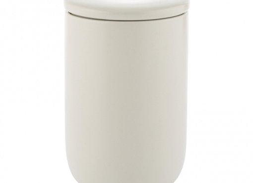 Емкость для хранения Classic кремовая 15х10 см