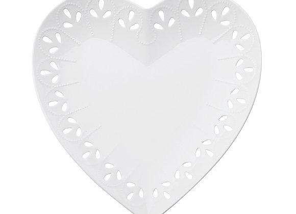 Тарелка сердце Lille