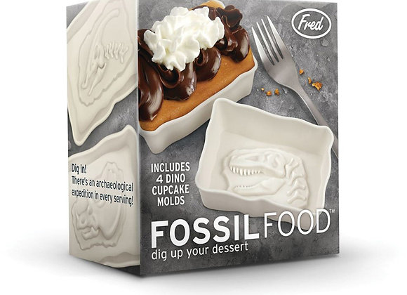 Форма для выпечки Fossil Food (набор 4 шт.)