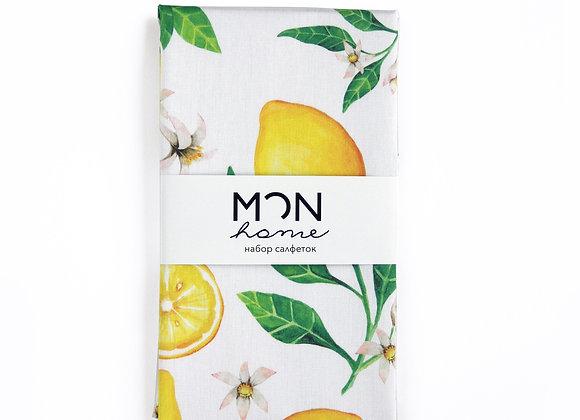 Салфетки (лимоны) комплект 2 шт