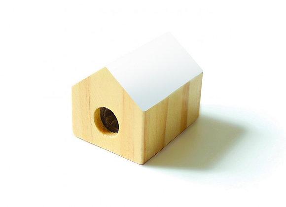 Точилка House белая