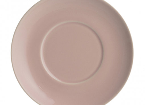 Блюдце Cafe Concept  розовое