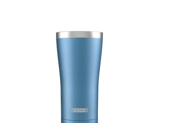 Термокружка Zoku 550 мл синяя