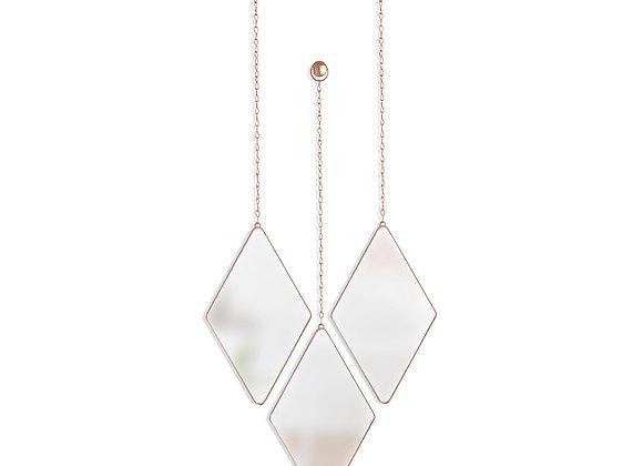Зеркала декоративные DIMA медь