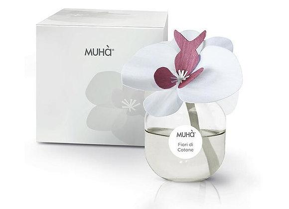 Ароматический диффузор орхидея - Цветы хлопка