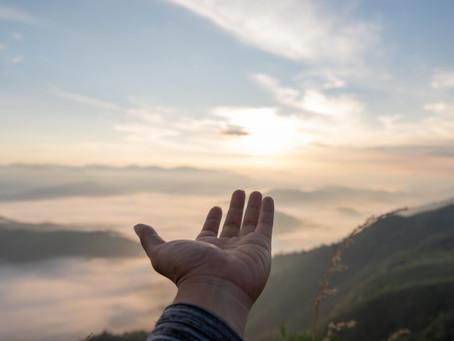 Entregar e confiar em Deus