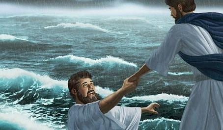 Senhor, salva-me!