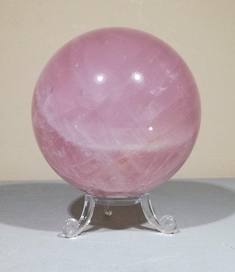 Rose Quartz Sphere 850g