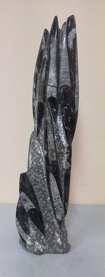Large Orthoceras Statue 510mm