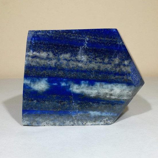 Polished Lapis Lazuli Freeform - 534g