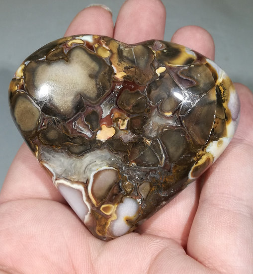 King Cobra Jasper Heart 160g