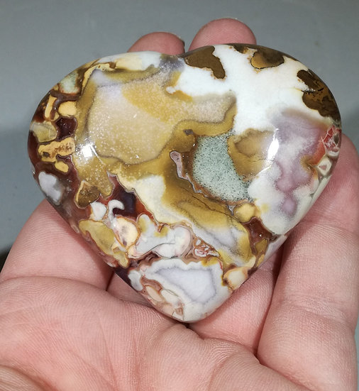 King Cobra Jasper Heart 162g