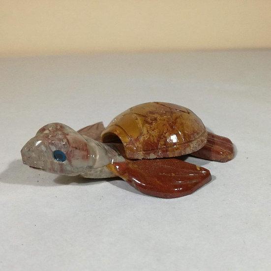 70mm Soapstone Turtle