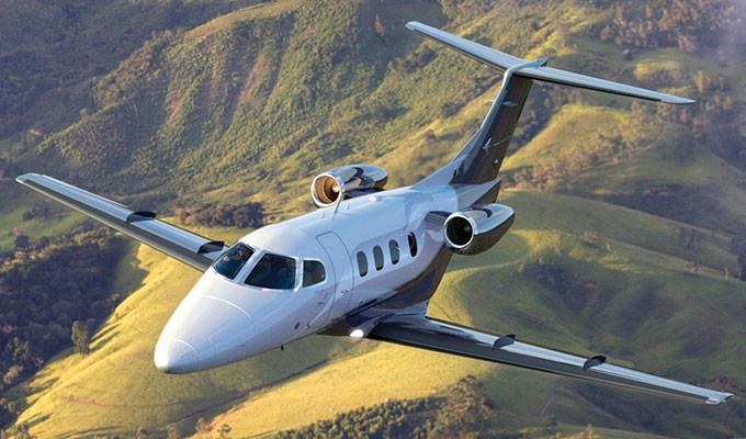 Entry-level light jet