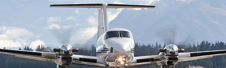 Twin engine turbo prop private or commut
