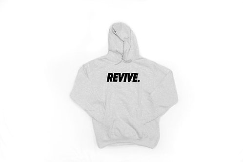 Light Gray Revive Hoodie