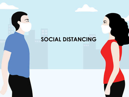 Social Distance Dating: Building Chemistry Through Courtship