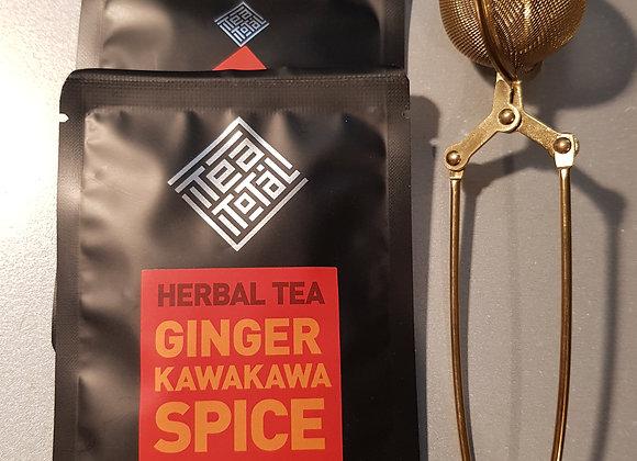 Tea samples & sphere Infuser pack