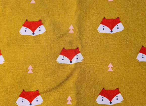 Mustard foxes