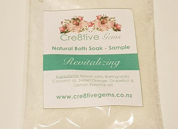 Bath Soak - Revitalizing
