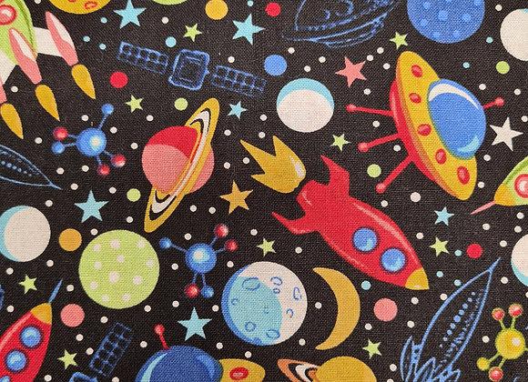 Cartoon space