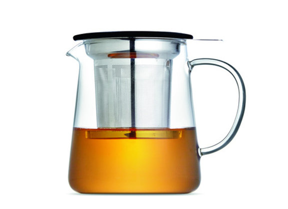 600ml teapot with steel infuser