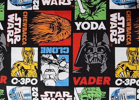 Colourful Star Wars