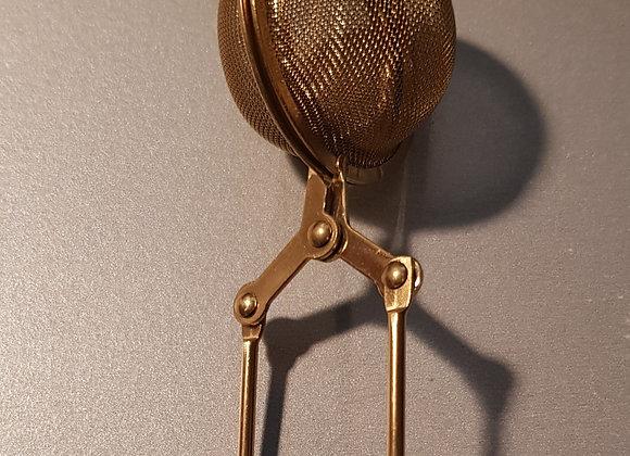 Loose tea sphere infuser - Silver