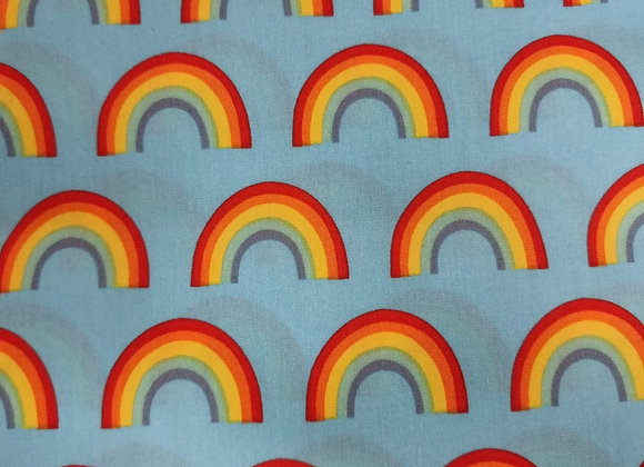 Blue Rainbows