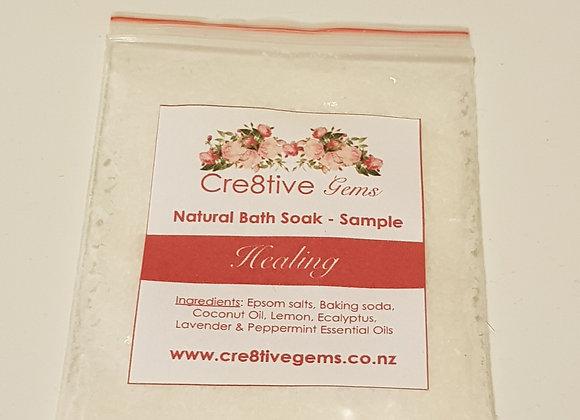 Bath Soak - Healing