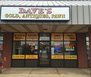 Dave's Gold, Antiques, Pawn store photo