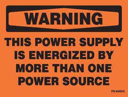 NWL Warning Label
