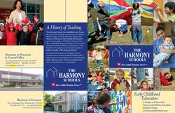 Harmony School Brochure