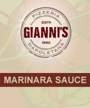Gianni's Sauce Label