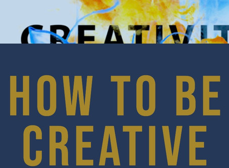 Get back Your Creative Edge