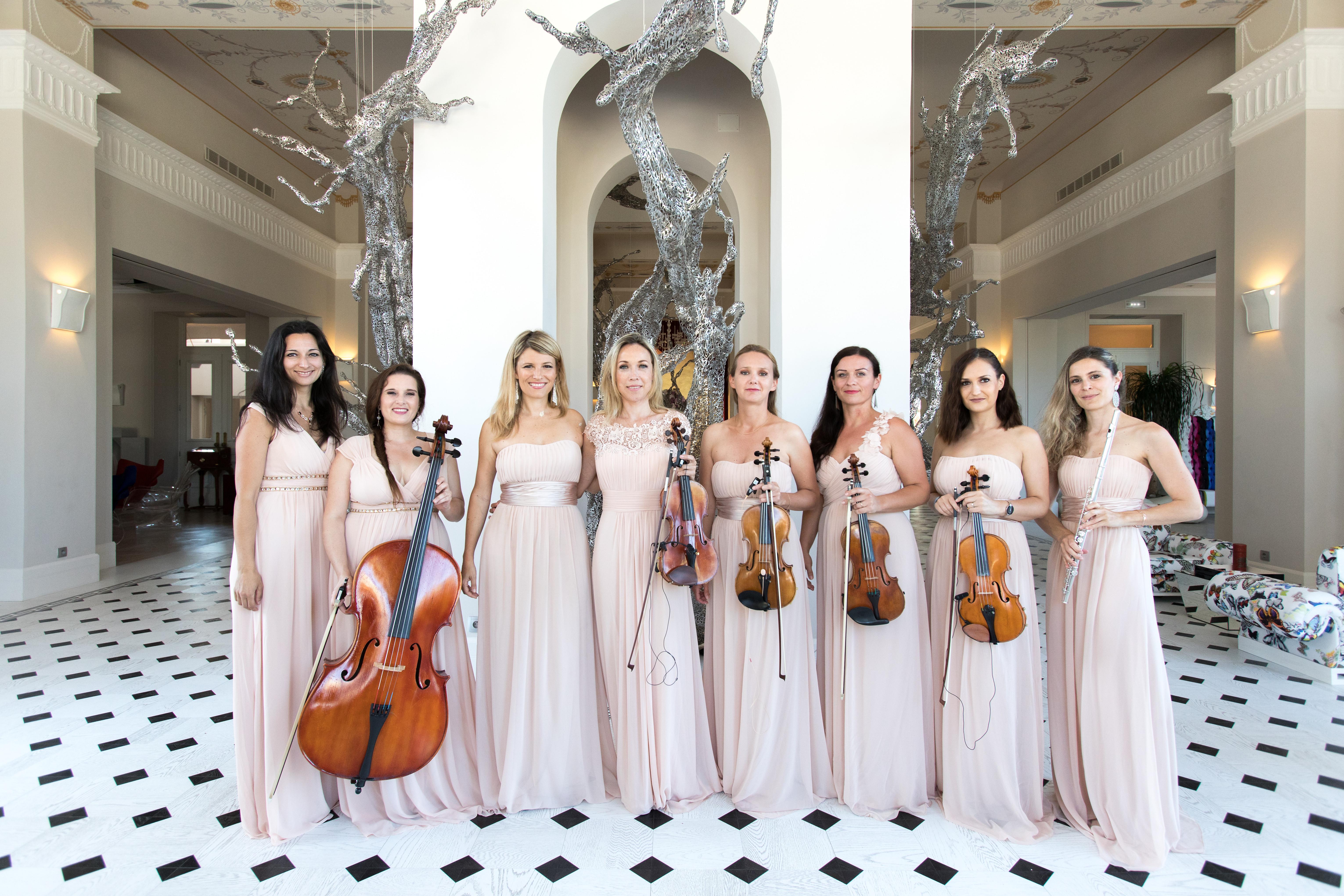 Classic Harpsody Orchestra