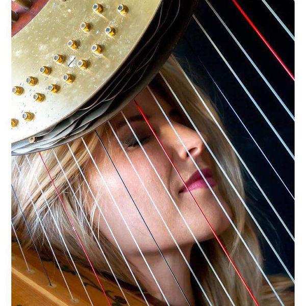 cecile bonhomme harpiste