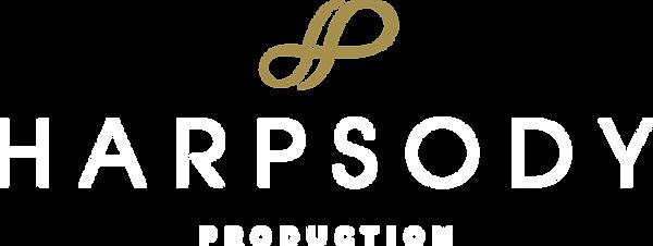 Harpsody P - Logo WHITE & GOLD.png