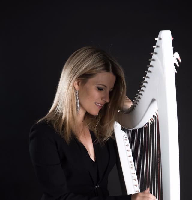Harpe électrique