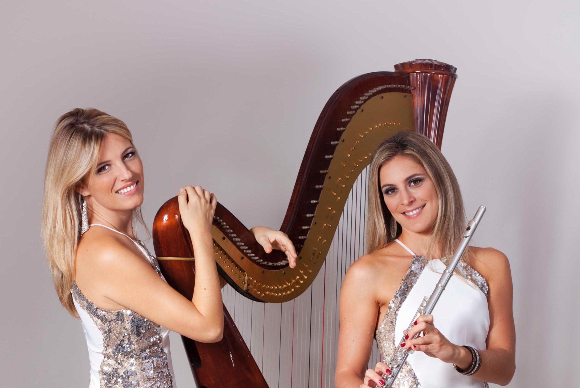 Duo Harpsody