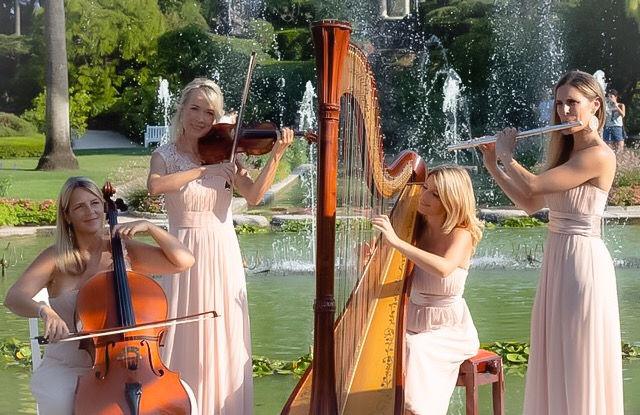 Quatuor Harpsody