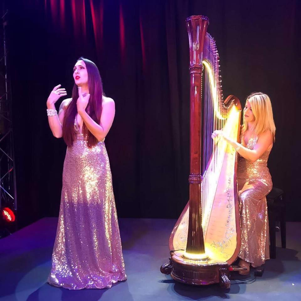 Duo Soprano Harpe